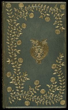 Binding by Zaehnsdorf, late 19th or early 20th century by National Library NZ on The Commons, via Flickr