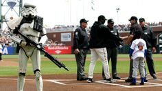 I have no idea, but I wish there were stormtroopers guarding more events.