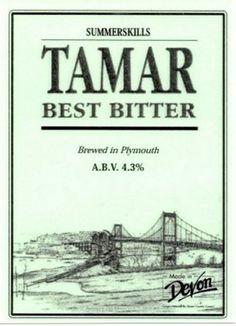 Summerskills Brewery - Tamar - 4.3%