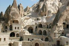 Fairy Chimneys-Kapadokya Türkiye