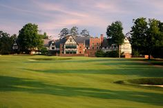 The 2013 Wyndham Championship will be held at Sedgefield Country Club.