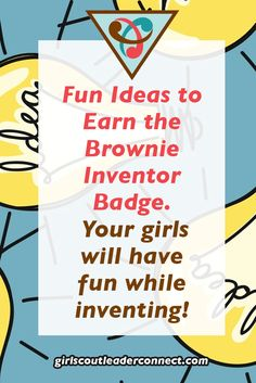 Kids are always trying to discover and understand how things work, what they do, who made them. Wouldn't it be fun to invent something fun themselves. After struggling with this badge with my Brownie girls, finding a activity that they enjoyed and making it fun I came up with the idea to put together a …