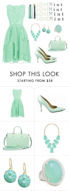 """Untitled #284"" by dina-1990 ❤ liked on Polyvore featuring Stuart Weitzman, Rebecca Minkoff, Kate Spade and Rina Limor"