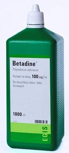 Betadine Solution For Skin 1000ml Uk Thyroid Disease Preparing
