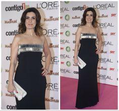 fátima-bernardes.jpg (1024×951) #fatimabernardes #vestido #dress #gown #senhora