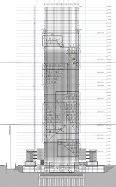 Project: TOWER FOR NEW REGION OF PIEDMONT OFFICE CENTRE, Turin, ITALY Date: 2001 - in progress Client: Region of Piedmont Design: Massimiliano and Doriana Fuksas Interior Design: Fuksas Design Lighting consultant: Speirs & Major Associates Plants: Ai ENGINEERING, Ai STUDIO, MANENS INTERTECNICA Structures: Ai ENGINEERING, Ai STUDIO, STUDIO SARTI Geotechnology: GEODATA S.p.A. Environment and acoustics: Ai ENGINEERING, Ai STUDIO TERRITORIAL SURFACE: 19,3073 sqm (Region) 12,4277 sqm (RFI)…