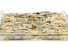 Acciughe marinate - Piattoforte