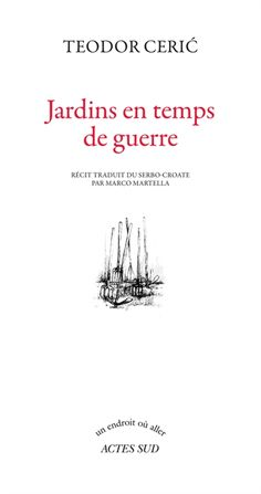 "#Littérature #roman   ""Jardins en temps de guerre"" de Ceric Teodor   Une merveille !"