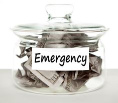 An emergency fund is designed to cover a financial shortfall when an unexpected expense crops up. Your emergency fund can serve as a place to get the money you need when you find yourself short. Here are 6 great tips . Ways To Save Money, Money Tips, Money Saving Tips, How To Make Money, Managing Money, Saving Time, College Fund, Scholarships For College, College Tips