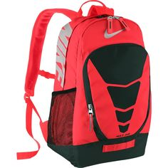 71294bee6c Nike Vapor Max Air Backpack Red Black - Backpacks at Academy Sports