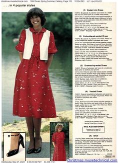 1980 Sears Spring Summer Catalog, Page 133 - Christmas Catalogs & Holiday Wishbooks