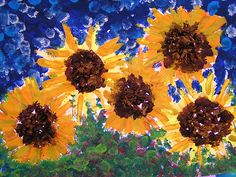Van Gogh project fundraiser idea, to do after teachign about cave art Vincent Van Gogh, Arte Van Gogh, Van Gogh Art, Kindergarten Art, Preschool Art, Spring Art, Summer Art, Montessori Art, Montessori Elementary