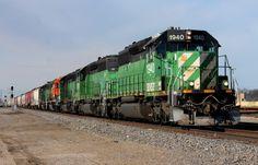 Last Shot, Burlington Northern, Almost Perfect, 8 Months, Santa Fe, February, Yard, Train, Diamond