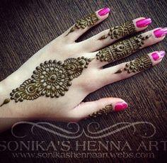 Sonika Henna