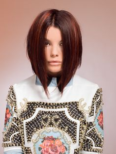 Toni and Guy's hair cut and color 2013 collection DIVERT #haircut #haircolor #hairstyles
