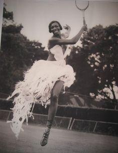 Venus Williams by Koto Bolofo