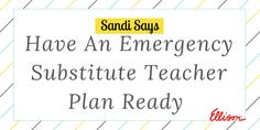 Tips And Tricks For A Better Managed Classroom As Told By A Teacher - Go behind the scenes at Ellison as our education consultant Sandi Genovese shares her genius tricks from her days as a teacher.