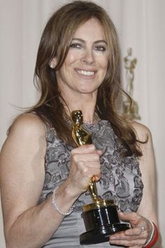 "Kathryn Bigelow ""If there's specific resistance to women making movies, I just choose to ignore that as an obstacle for two reasons: I can't change my gender, and I refuse to stop making movies""  The US film director became the first woman to win the Academy Award for Best Director, with the war film The Hurt Locker."