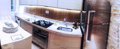 Apartamento Decorado de 1 Quarto do Lux Home Design - Goiânia Informações: 62 3922 8800 ou pelo site www.mybrokerimoveis.com.br #decorado #apartamento #imoveis #Goiania