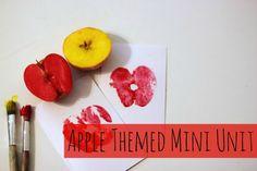 Apple Themed Mini Unit
