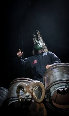 Slipknot - Chris Fehn