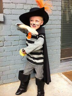halloween costume puss in boots