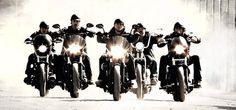 Sons of Anarchy, saison 6 : nouveau teaser explosif pour Jax et sa bande (vidéo)
