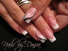 Lovely French Manicure