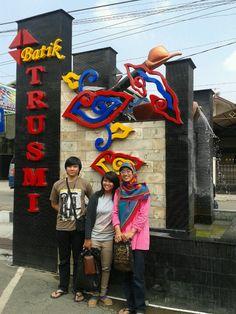 Batik Trusmi - Cirebon in Cirebon, Jawa Barat