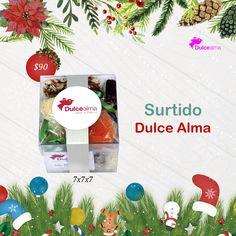 Descubre el delicioso sabor de los surtidos #DulceAlma. #FelicesFiestas