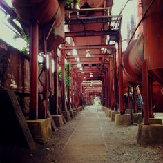 Sloss Furnace, Birmingham Alabama