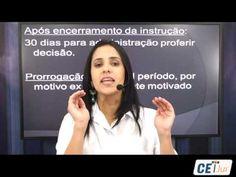 Direito Administrativo -Processo Administrativo - Profª Mariele Batista ...