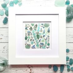 Sea Glass Beach, Sea Glass Art, Broken Bottle, Snail Shell, Prince Edward Island, Coastal Art, Shell Crafts, Beach Art, Black Glass