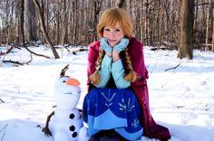 Ana & Olaf - Frozen