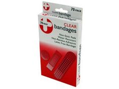 Clear bandage pack - Case of 12 bulk buys http://www.amazon.com/dp/B00974XMZU/ref=cm_sw_r_pi_dp_zR4Hvb1QXJXNM