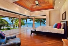 ceiling with wood panel - Google Search