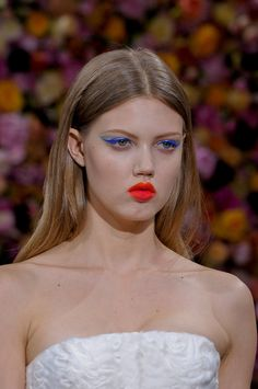 Christian Dior Fall 2012 Couture Beauty 13
