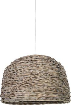 Op HomeDeco vind je de beste prijs voor een Hanglamp CRAZY WEAVING - Rotan - L en nog veel meer hanglampen. Nu te koop bij voor !