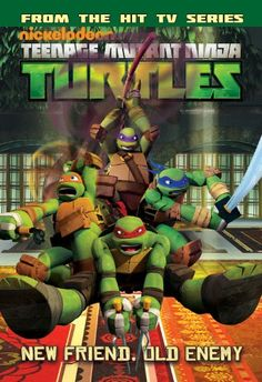 Teenage Mutant Ninja Turtles Animated Volume 2: Never Say Xever / The Gauntlet by Various,The Teenage Mutant Ninja Turtles get a kick out of city life above their home in the sewers, but it's not without its hazards. With April O'Neil's father still held captive by the Kraang and the Foot Clan forces growing stronger, the streets aren't safe for the four green brothers. And now that Shredder's main henchmen are on the Turtles' trail, it might just be the time for a fight!