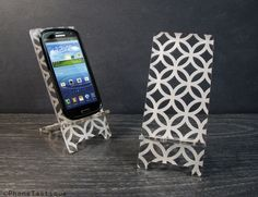 Samsung Galaxy S3 Android Phone Stand Docking by PhoneTastique, $24.00