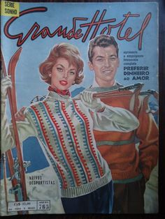 Grande Hotel, Rock Lee, Vintage Magazines, Illustrations, Cover, Painting, Vintage Journals, You Complete Me, Cape Clothing