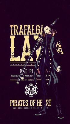 Trafalgar Law_Trafy guy