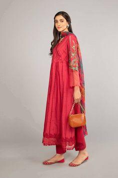 Sharara, Salwar Kameez, Maria B, Long Frock, Eid Collection, Stylish Outfits, Pakistani, Sari, Fashion