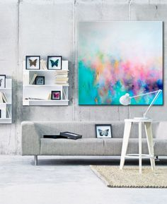 SEASONS CHANGING [32-4979238] - $379.00 | United Artworks | Original art for interior design, buy original paintings online