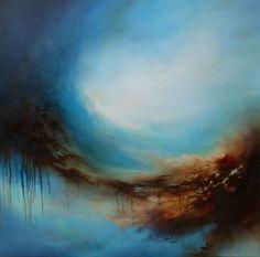 Simon Kenny. Netherworld. Oil On Canvas.