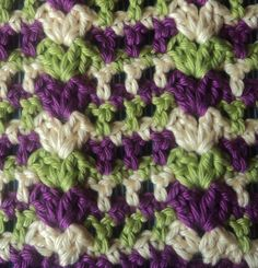 Tunisian Afghan Crochet Tutorial | Tunisian Crochet Tutorial – Beginner Crochet Free Patterns