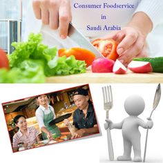 Consumer #Foodservice in #SaudiArabia