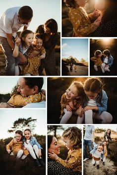 Summer Family Picture Outfits Discover Sunset Family of Four Photography Session Gorgeous golden hour sunshine transforms outdoor sessions.