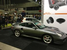 Porsche 911 996 turbo @100% tuning Ahoy 2016