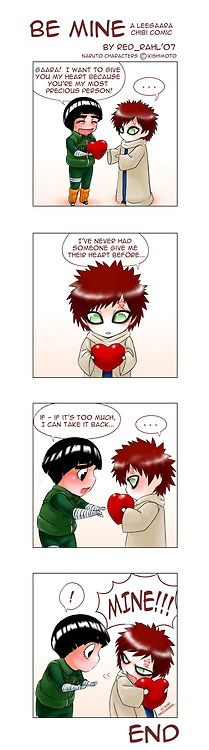 Naruto - Gaara x Rock Lee - GaaLee I used to ship this so much when I was in middle school XD: Más Gaara Naruto, Naruto Anime, Naruto Cute, Naruto Shippuden, Naruto Images, Naruto Pictures, Rock Lee, Naruto Mignon, Otaku